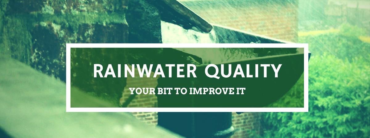 Rainwater Quality
