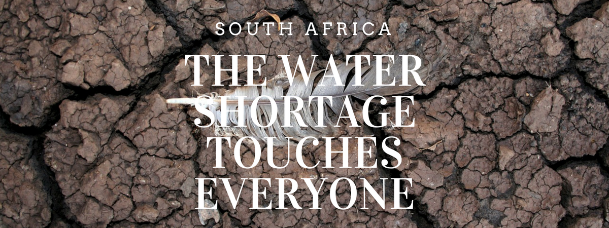 South African Water Shortage